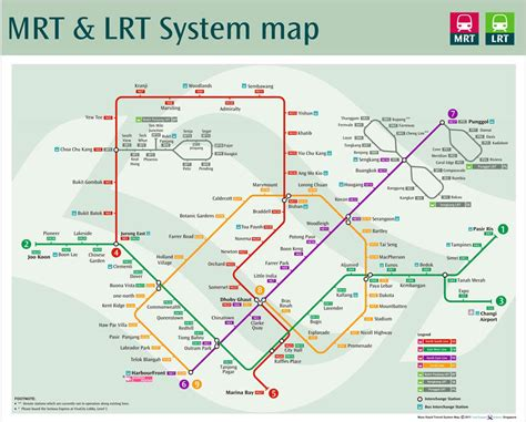 Metro Light Rail Hours by Smrt Train