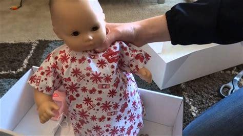 bitty baby   american girl doll hospital