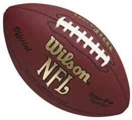 Wilson American Football Ball