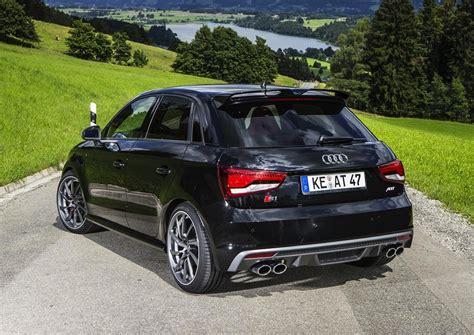 Abt Audi S1 Sportbackrear