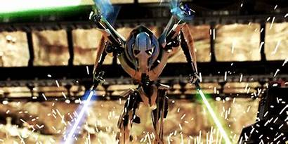 Grievous General Battlefront Wars Star Ea Appearance