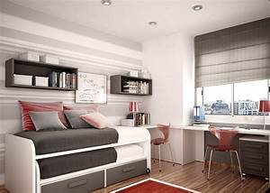 Small, Kids, Rooms, Space, Saving, Ideas