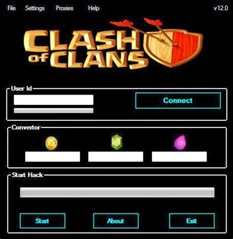 télécharger jeu choc de clan hacker