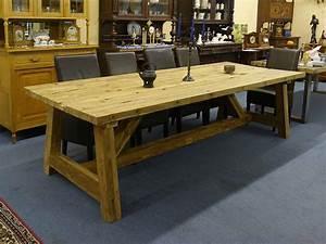 Große Tische 10 Personen : esstisch tisch esszimmertisch teakhholz massiv 12 personen 2710 tische esstische ~ Bigdaddyawards.com Haus und Dekorationen