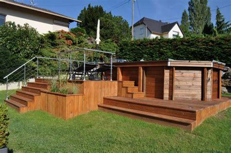 amenagement terrasse en bois 28 images bardage bois ext 233 rieur am 233 nagement ext 233