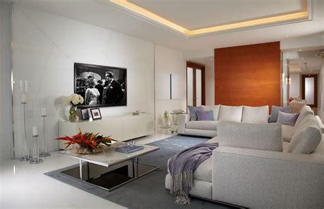 canapé moderne design magnifique appartement luxueux de vacances situé en