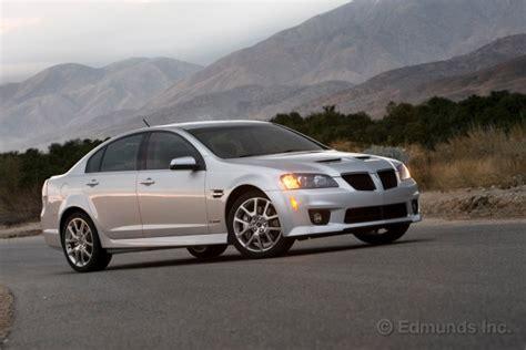 2009 Pontiac G8 Gt Specs