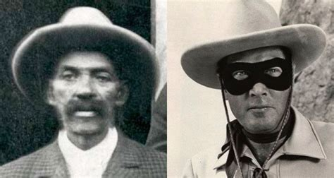 the lone ranger history bass reeves the real black lone ranger history forgot