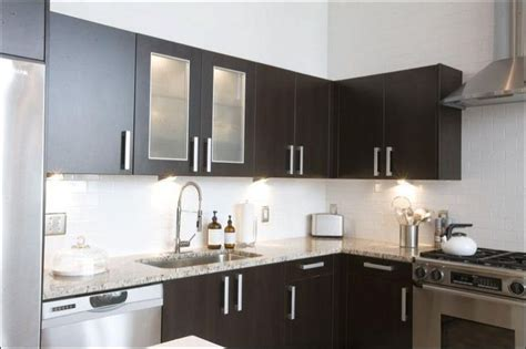 backsplash for espresso cabinets the worth to be made espresso kitchen cabinets ideas you