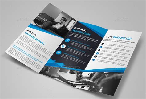examples  advertising brochures design psd ai