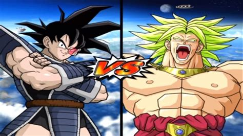[hard] Dbz Bt 3 Turles Vs Broly Legendary Super Saiyan