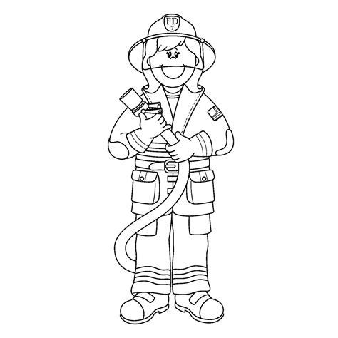 Kleurplaat Brandweer Peuters by Leuk Voor Brandweer Kleurplaten