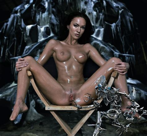 Megan Fox Transformers Rule Gallery Pics Nerd Porn