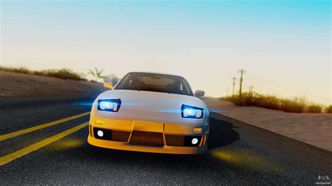 Nissan 180sx Type X For Gta San Andreas