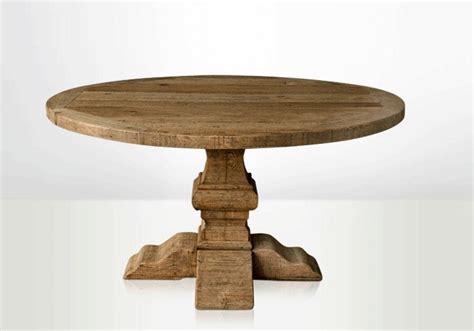 table ronde bois avec rallonge table ronde en bois table en bois ronde table ronde bois
