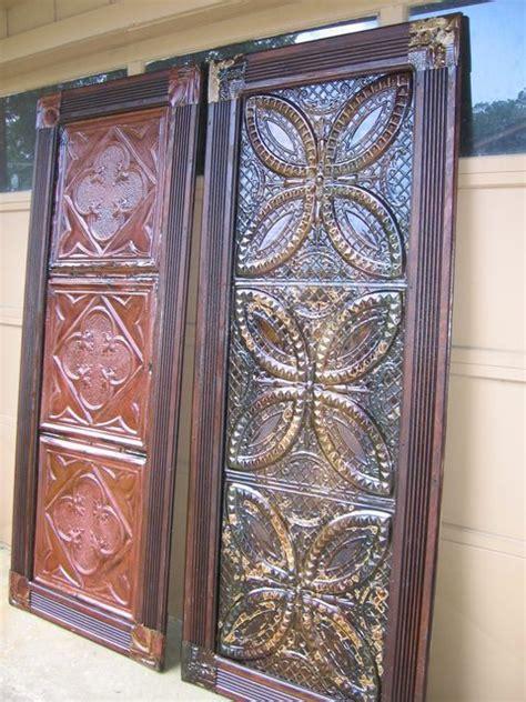 interesting   vintage tin ceiling tiles vintage