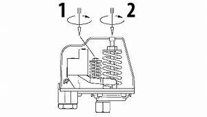 How to adjust air pressure switch for Two way air switch