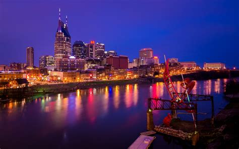amazing      downtown nashville