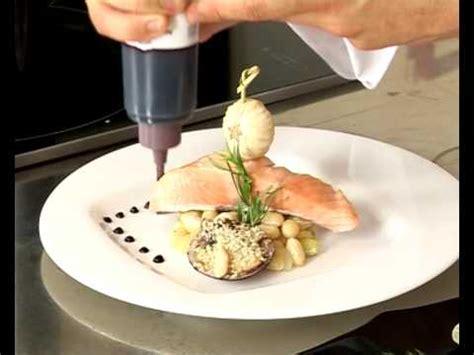 cuisine lotte recette technique de cuisine dresser des assiettes