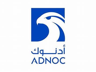 Adnoc Oil Company Gas Vector Logotype United