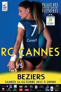 Volley Le RC Cannes joue la carte du Glamour pour sa rentrée