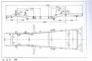 Fj45 Lwb Frame Dimensions