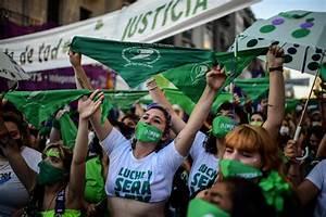 Argentina Aborto Legal - Pa U00f1uelazo Por El Aborto Legal En El Congreso Y
