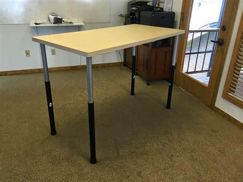 daniel  work cheaper  easier ikea based standing desk