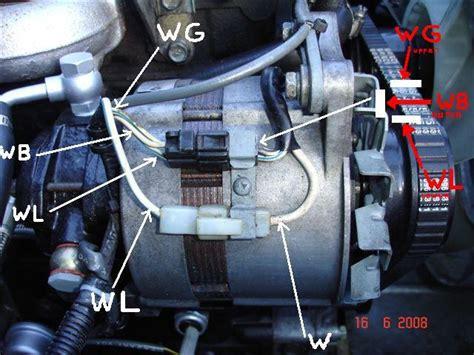 Alternator Wiring Help Ihmud Forum