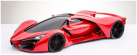 Ferrari Laferrari Hybrid V8 Successor Envisioned Top Gear