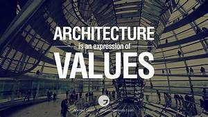 Inspirational architecture quotes by famous architects