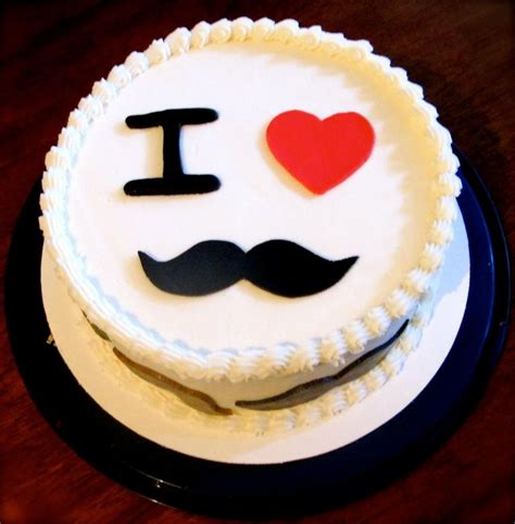 "Top ""moustache Movember"" Cakes"