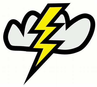 Lightning Bolt Clipart Clip Domain Cliparting