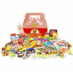 Christmas Grand Retro Candy Assortment Gift Box FindGift