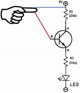 Touch Sensor Circuit Under Repository-circuits