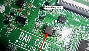 Flash Rom Ic Caused Standby Problem In Led Tv