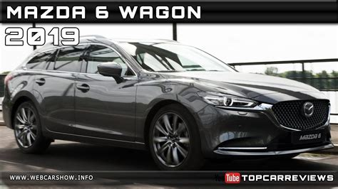 2019 Mazda 6 Wagon Review Rendered Price Specs Release