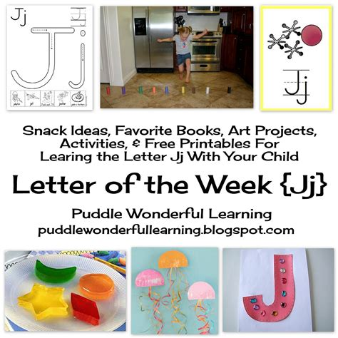 puddle wonderful learning preschool activities letter of 651 | 2013 02 20