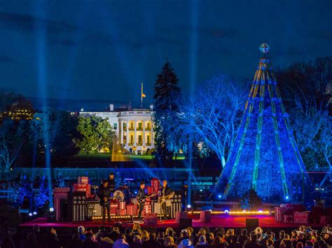 National Tree Lighting by 50 Things To Do This November In Washington Dc