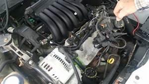 2003 Ford Taurus Misfire Problem