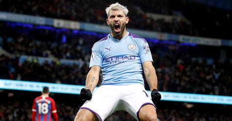 Aguero eyes 'more titles' before leaving Man City ...