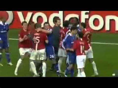 Man Utd vs Chelsea UEFA CL 2008 Final - YouTube
