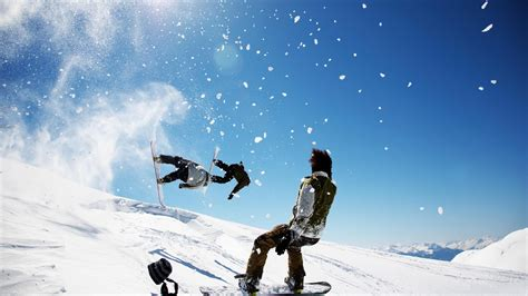 Sports Ski And Snowboard by Sport Winter Snowboarding Picture Nr 61502