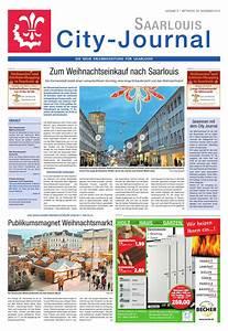 Verkaufsoffener Sonntag Saarlouis : cityjournal saarlouis26 11 by saarbr cker verlagsservice gmbh issuu ~ Yasmunasinghe.com Haus und Dekorationen