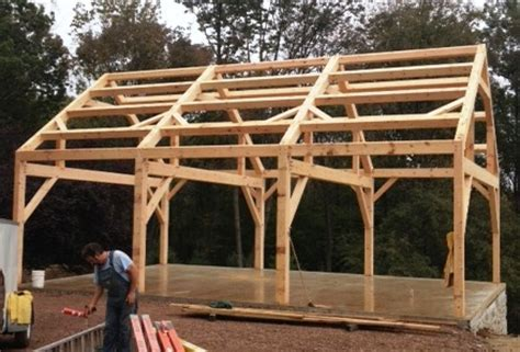 Current Projects   Maine Barn Company