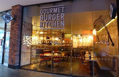 gourmet burger kitchen cabot circus bristol shopping