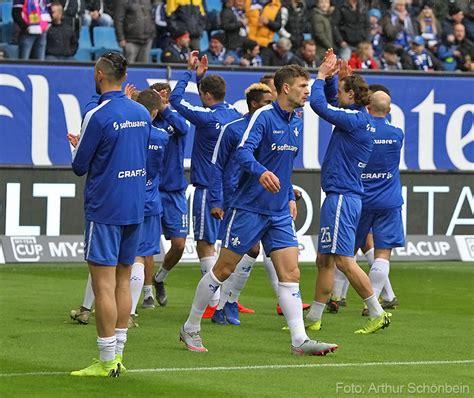Dann sind sie hier genau richtig. HSV - SV Darmstadt 98   Gerauer Rundblick