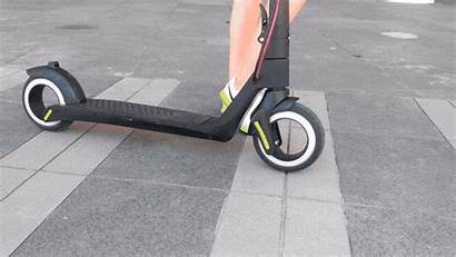 Scooter Aktivo Electric Scoot Train Subway Sideways
