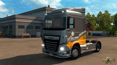 Scs Software's Blog Euro Truck Simulator 2 Company Paintjobs