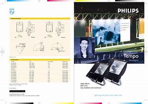 Philips Tempo Flood Light Users Manual